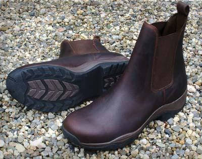 Cedar Boots